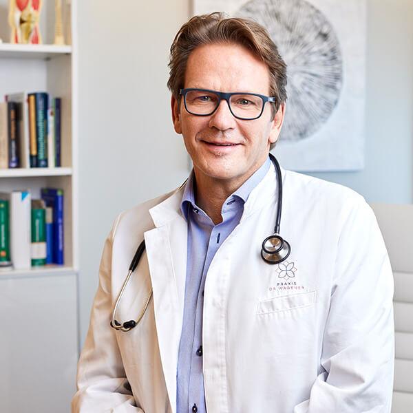 Portrait von Dr. med. Michael Wagener