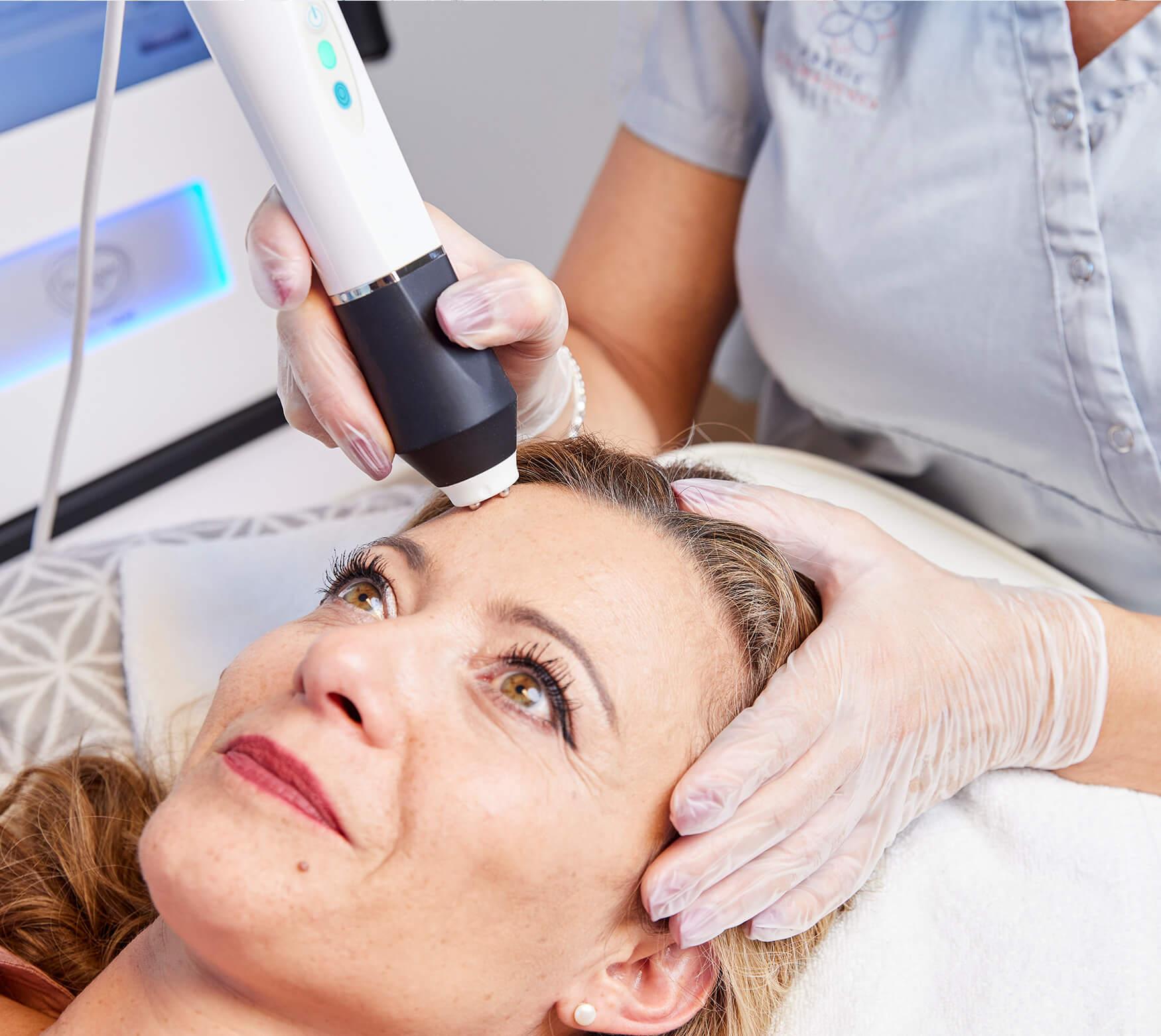 Medizinische Kosmetik in der Praxis Dr. Wagener